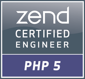 My Zend Certification